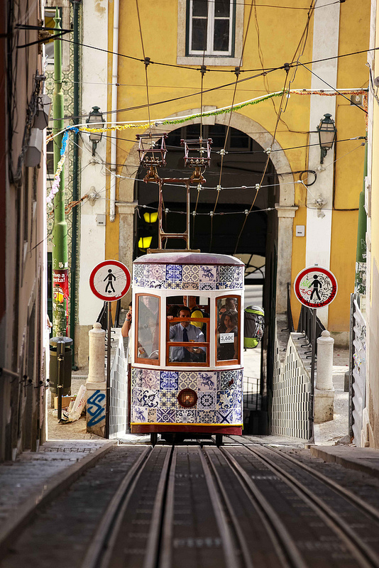 Lisboa-Príncipe Real-Tranvia