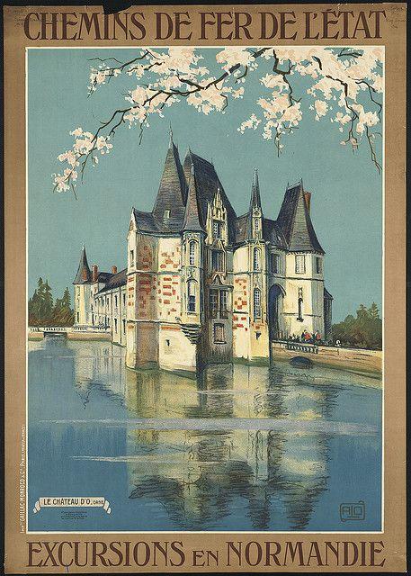 Turismo Normandia