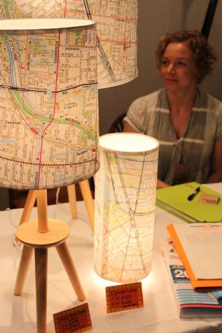DIY-lampara-mapa